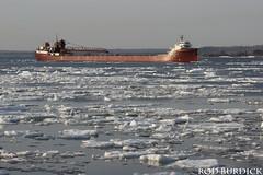 lat5818arricerb (rburdick27) Tags: ice lakesuperior leeatregurtha interlakesteamshipcompany marquette puremichigan scenicmichigan
