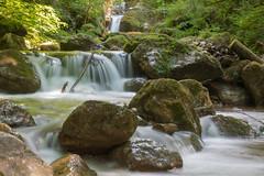 White water. (Gergely_Kiss) Tags: longexposure patak mountaincreek vízesés waterfall cascade whitewater bärenschützklamm steiermark styria ausztria austria