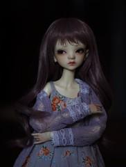 Chil (Pimilbero) Tags: abjd bjd balljointeddoll dollchateau bella littlemonica lily
