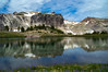 Glacier fed small un-named lake (Ken Zaremba) Tags: cascademountains geography goatrockswilderness northamerica outdooractivities outdoorsports snoqualmienationalforest unitedstates upperrivercamp washington washingtonstate backpacking camping glaciallake hiking lake mountain mountains yakima geo:lon=12137176036111 geo:state=washington geo:lat=46489115333333 geo:country=unitedstates geo:location=unnamedroad geo:city=yakima