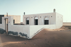 South Oman (Paulina Wierzgacz) Tags: sand desert explore abandoned house old hiddengem ghosthouse sands oman travel asia middleeast emptyquarter canon roadtrip reportage road offroad alwusta arabianpenisula wild