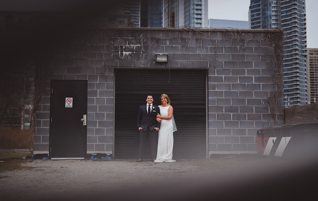Nicole & Steve // Toronto, ON // Steam Whistle Brewery // 2018 // Wedding