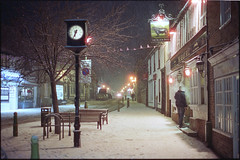 Buntingford (steve-jack) Tags: nikon f5 50mm cinestill 800t film buntingford hertfordshire tetenal c41 kit epson v500