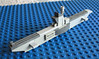 Micro-scale (Franckybrique) Tags: lego micro microscale navires ship uboat uboot sousmarin