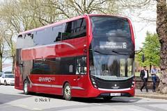 E400 Demo 9 (Nick's Picks 1208) Tags: warrington enviro400