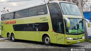 Nº 2223 / Marcopolo Paradiso G6 1800 DD / Tur-Bus