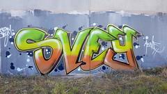 Svey... (colourourcity) Tags: streetart streetartnow graffiti graffitimelbourne burncity awesome colourourcity nofilters melbourne streetartaustralia svey