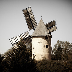 Le Perigord noir #2 (richardtostain) Tags: perigord dordogne moulin meunier farine vintage sony a7ii pentax fa limited canon fd 85mm f12l
