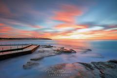 Curl Curl Sunrise (B3nny2099) Tags: sunrise canon5dmk4 canonaustralia northernbeaches nisi