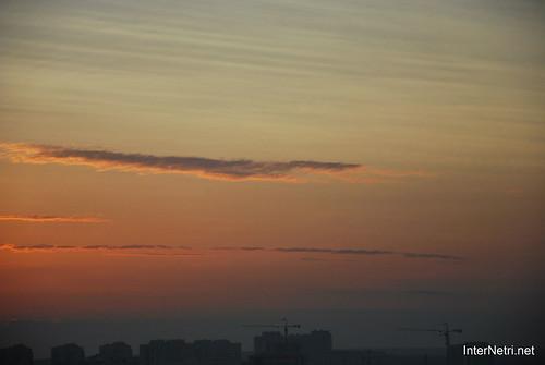 Небо Захід сонця InterNetri Ukraine  27