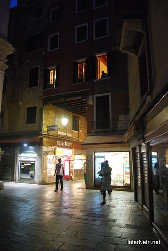 Нічна Венеція InterNetri Venezia 1301