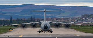 German Air Force A400 Atlas