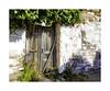 5300TSb The Garden Entrance (foxxyg2) Tags: gates doors walls naxos potamia cyclades greece greekislands islandhopping islandlife topaz topazsoftware