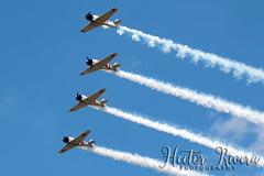 Commemorative Air Force (Hector A Rivera Valentin) Tags: commemorative air force airline aircraft canadian car foundry harvardmkiv lakeland linder regional klal usa florida
