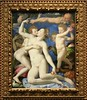 An Allegory with Venus and Cupid by Bronzino