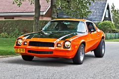 Chevrolet Camaro Berlinetta Coupé 1980 (8164) (Le Photiste) Tags: clay chevroletdivisionofgeneralmotorsllcdetroitusa chevroletcamaroberlinettacoupé cc 1980 chevroletcamaro2ndgeneration19701981berlinettacoupé simplyorange waarlandthenetherlands thenetherlands oddvehicle oddtransport rarevehicle gl26vb sidecode4 americanluxurycar americanmusclecar afeastformyeyes aphotographersview autofocus artisticimpressions alltypesoftransport blinkagain beautifulcapture bestpeople'schoice bloodsweatandgear creativeimpuls cazadoresdeimágenes carscarscars canonflickraward gearheads digifotopro damncoolphotographers digitalcreations django'smaster friendsforever finegold fandevoitures fairplay greatphotographers peacetookovermyheart hairygitselite ineffable infinitexposure iqimagequality interesting inmyeyes lovelyflickr livingwithmultiplesclerosisms myfriendspictures mastersofcreativephotography niceasitgets photographers prophoto photographicworld planetearthtransport planetearthbackintheday photomix soe simplysuperb slowride saariysqualitypictures showcaseimages simplythebest thebestshot thepitstopshop themachines transportofallkinds theredgroup thelooklevel1red simplybecause vividstriking wheelsanythingthatrolls wow yourbestoftoday powercar