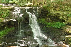 Dry Run Falls (9) (Framemaker 2014) Tags: dry run falls loyalsock state forest forksville pennsylvania endless mountains sullivan county united states america