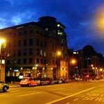 Blue Hour, Lothian Road 02 thumbnail