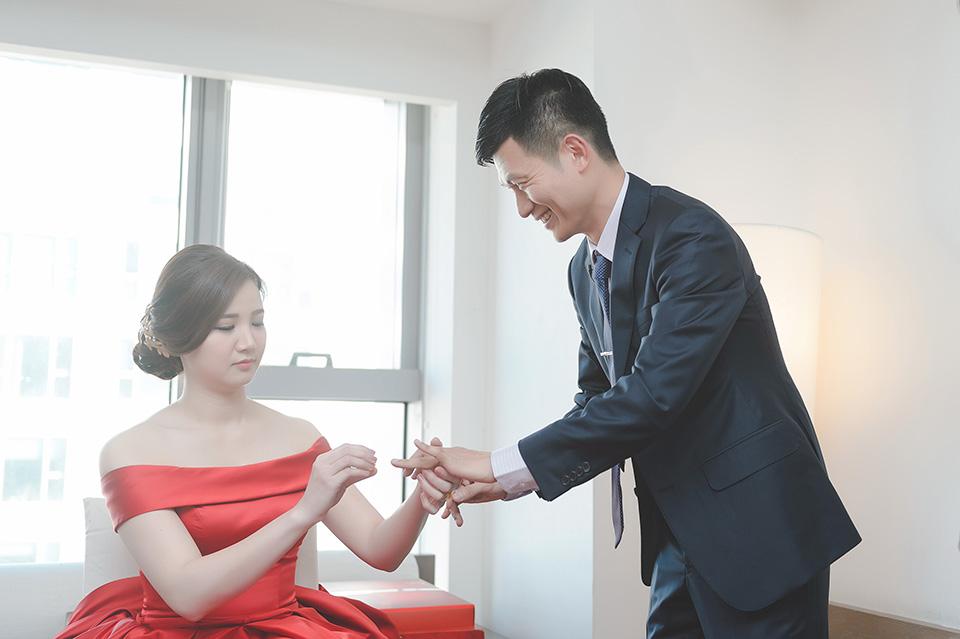 台南婚攝-晶英酒店仁德廳-011