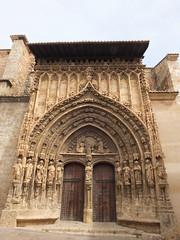 Iglesia de Santa María - Portada (albTotxo) Tags: requena valencia comunidadvalenciana españa