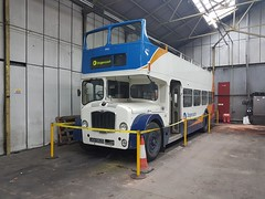 JAH 552D (markkirk85) Tags: bristol lodekka flf6g ecw stagecoach east new eastern counties 71966 flf452 19952 jah 552d jah552d