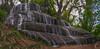Cascada Iris. (Amparo Hervella) Tags: monasteriodepiedra zaragoza españa spain paisaje naturaleza cascada agua árbol largaexposición panorámica d7000 nikon nikond7000