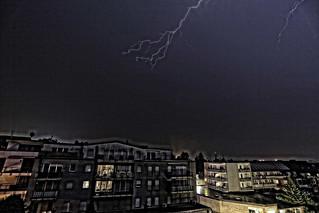Thunderstorm over Geilenkirchen, 08
