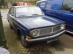 1967 Volvo 144 (Skitmeister) Tags: 5406dz carsport 2018 nederland skitmeister holland netherlands