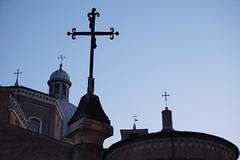 Crosses (Koutai) Tags: church cross christian padova veneto italy italia europe architecture architecturephotography sony sonyalphaa6300 sonyalpha a6300