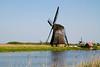 Kinderdijk (Marianne de Wit) Tags: mills canoneos40d mariannedewit molens kinderdijk