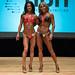 Bikini Masters - 2nd Helene Bedard 1st Joanna-Lynn McBain