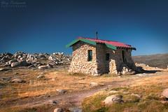 Seaman's Hut (-yury-) Tags: mountains australianalps snowymountains nsw kosciuszko nationalpark australia hut landscape alpine
