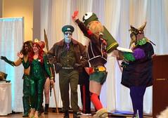 "NWI Comic Con 2017 (Vinny Gragg) Tags: aquaman mera courtjester costume costumes cosplay monster killer monsters dccomics dc ""justiceleagueofamerica"" jla harleyquinn joker thejoker prettygirls prettywoman sexywoman girl girls woman superheroes superhero comics comicbooks comicbook villian villians supervillian supervillians ""nwicomiccon2017"" ""nwicomiccon"" nwi ""scherervilleindiana"" schererville indiana"