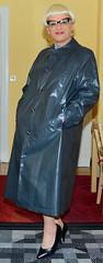 Birgit026586 (Birgit Bach) Tags: dress kleid bow schleife coat mantel klepper