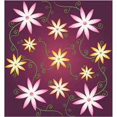Free Vector Pink & Yellow Flowers Background (cgvector) Tags: 3d abstract arts backdrop backgrounds banner bright brocher card color creativity curve dark decorative design digitally elegant element flowers frame graphic illustrations image invitation light line modern motion natural page paper part pattern pink shape single space summer template texture tree vector wave white yellow
