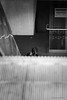 Stairs (_Leuqar_) Tags: travel metro stairs blackwhite escaleras retrato portraits city ciudades ciudad lugares