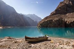 Attabad Lake (hisalman) Tags: hunza pakistan weather travel hisalman salmanahmed lake attabadlake attabad northern place landscape