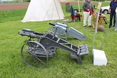 Newfane 066 (40) (swi66) Tags: dunkirk hit miss motors diesel cannons farm tractor john deere antique historical