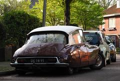 1971 Citroën DSpécial (rvandermaar) Tags: 1971 citroën dspécial ds citroënds citroëndspécial sidecode1 import de1491