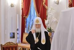 13. Заседание Священного Синода РПЦ 14.05.2018