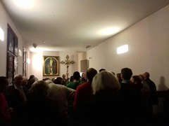 """17.11.15 Tutti i Mercoledì h 21.15 Scuola di preghiera interparrocchiale • <a style=""""font-size:0.8em;"""" href=""""http://www.flickr.com/photos/82334474@N06/41409554174/"""" target=""""_blank"""">View on Flickr</a>"""