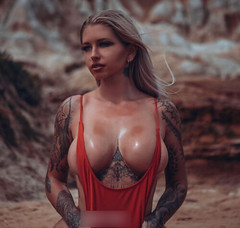 804 (Redbelleu) Tags: girlswithtattoos tattoos tattoo hot inked ink girls redbelleu erotic sexy glamour cute