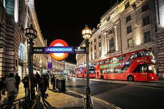 Underground (PhotoChampions) Tags: subway london tube regentstreet people busses uk greatbritain england grosbritannien busse leute cityscape