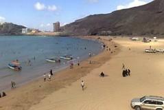 الأرصاد ينبه: ارتفاع الموج واضطراب البحر في سواحل اليمن الجنوبية والشرقية (nashwannews) Tags: ارتفاعالموج سواحلاليمن عدن