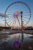 Roue de Paris, this is the end (Julien CHARLES photography) Tags: europe ferriswheel france hdr paris capital capitale concorde granderoue placedelaconcorde reflection reflet roue rouedeparis