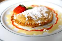 1B5A5634 (David Danzig) Tags: garden gun club the battery atlanta restaurant dessert rhubarb hand pie