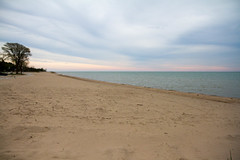 Neshotah Beach Monday Morning (Lester Public Library) Tags: beach beaches sand water sky clouds lakemichigan lake greatlakes wisconsin tworiverswisconsin tworivers neshotahbeach neshotah neshotahpark lesterpubliclibrarytworiverswisconsin wisconsinlibraries readdiscoverconnectenrich