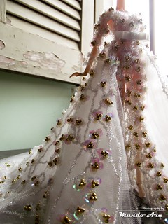 Wedding Dress WIP