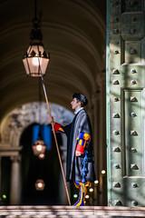 Pontifical Swiss Guard, Vatican City (P English) Tags: cittàdelvaticano vaticancity it nikon d850 swissguard pontifical swiss guard travel