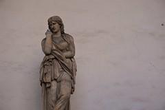 Saturday Night (laudickan) Tags: sculpture marble art ancient beige